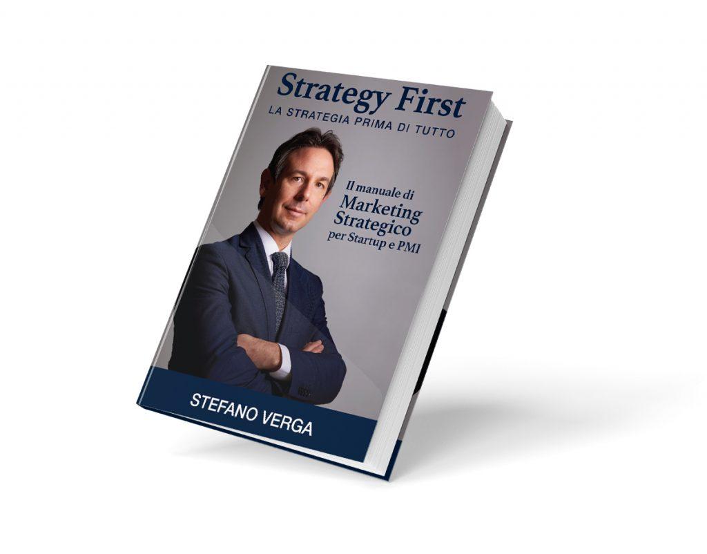 Libro Stefano Verga Strategy First